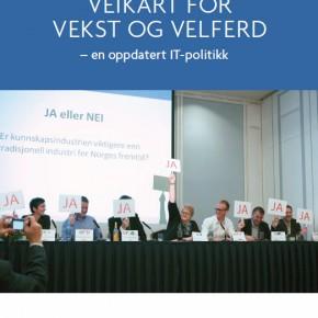 Politisk manifest overlevert av IKT Norge