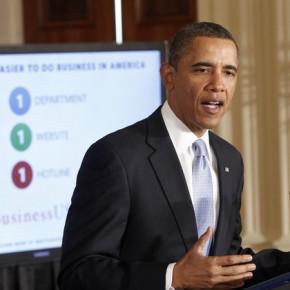 Det Hvite Hus ut mot SOPA