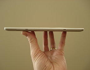 Your Kindle becomes a little heavier when you load it up with ebooks. Seriously!